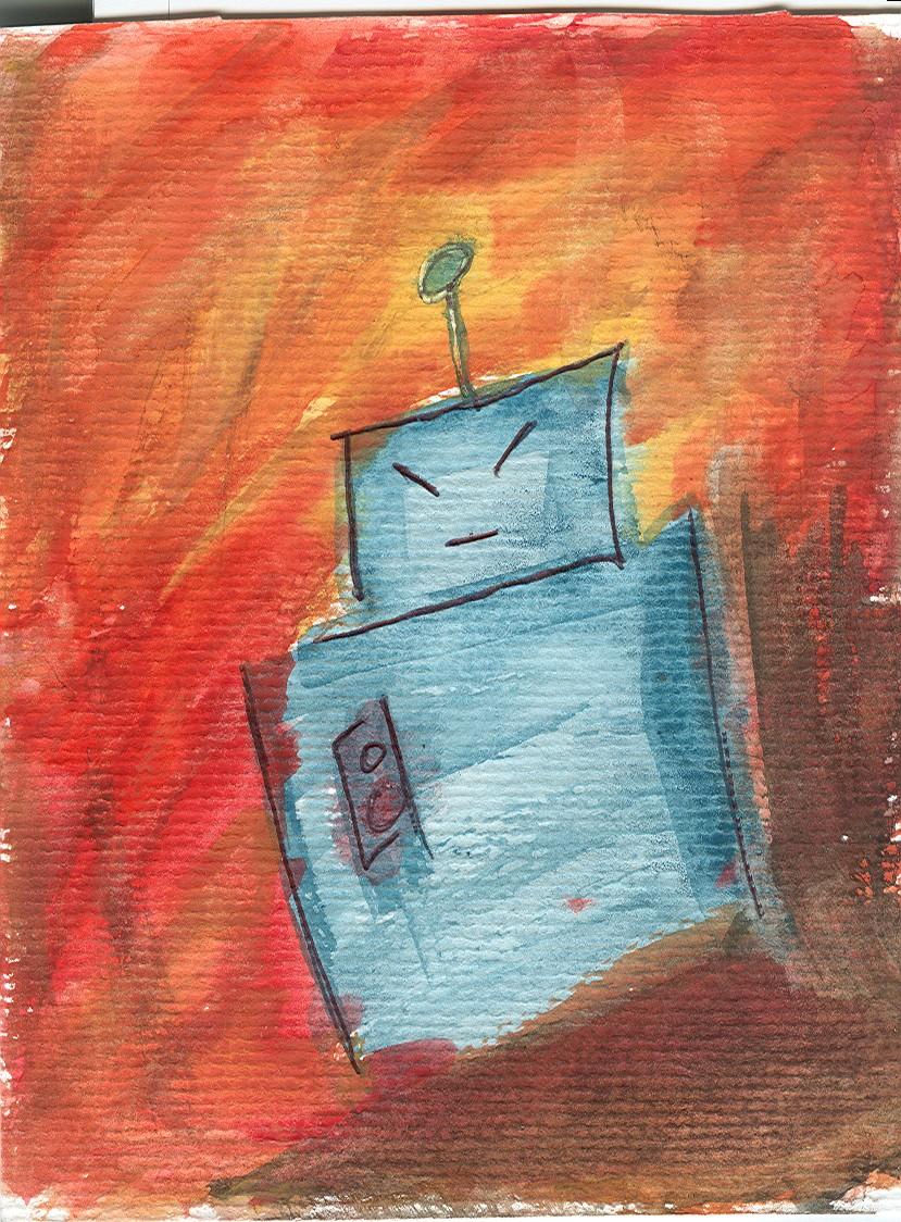 robotwatercolor
